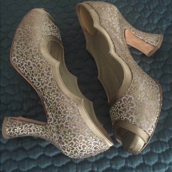 marchez vous by yeardley Shoes - Marchez vous by yeardley Peep toe heels
